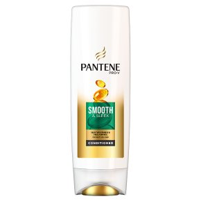 Pantene Pro V Smooth & Sleek Normal-Thick Hair Conditioner