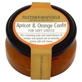 Paxton & Whitfield apricot & orange confit