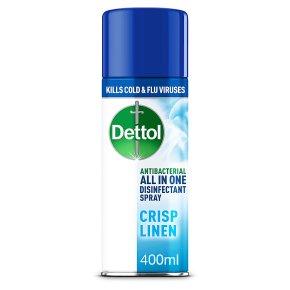 Dettol All in One Spray Crisp Linen