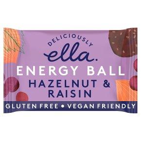 Deliciously Ella Hazelnut & Raisin