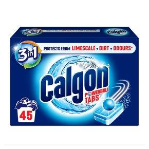 Calgon 3in1 Water Softener Powerball 45
