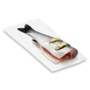 Waitrose 1 Fresh sea bass with fennel butter