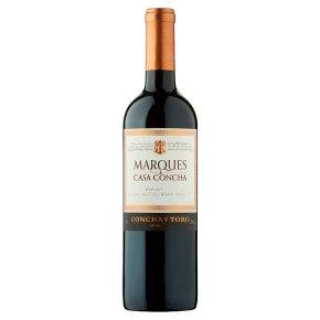 Marques de Casa Concha, Merlot, Chilean, Red Wine