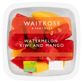 Waitrose Watermelon, Kiwi & Mango