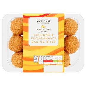 Waitrose Cheddar & Ploughman's Bites