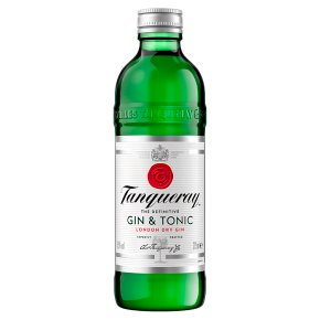 Tanqueray Gin & Tonic