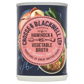 Cross & Blackwell Best of British Ham Hock Broth