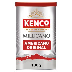 Kenco Millicano wholebean instant coffee