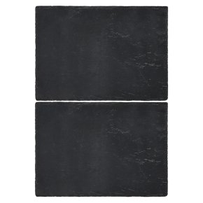 CT Naturals Slate Placemats pk2