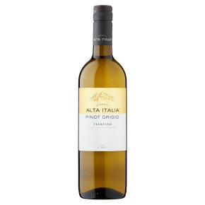 Alta Italia, Pinot Grigio, Italian, White Wine