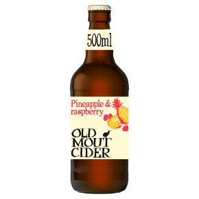 Old Mout Cider Pineapple & Raspberry