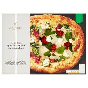 No.1 Spinach & Ricotta Pizza