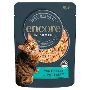 Encore pacific tuna with whitebait