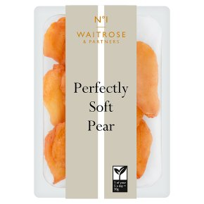 Waitrose 1 perfectly soft dried pear