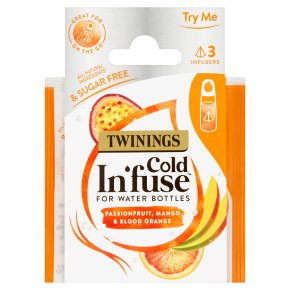Twinings Cold In'fuse Passionfruit, Mango