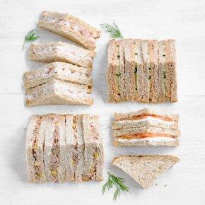 Sandwich Platter - fish