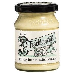 Tracklements, strong horseradish & cream