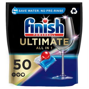 Finish Powerball Quantum Ultimate 50 Tablets