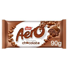 Nestlé Aero Milk Chocolate