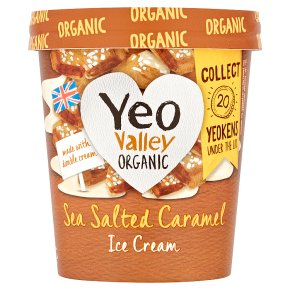 Yeo Sea Salted Caramel Ice Cream