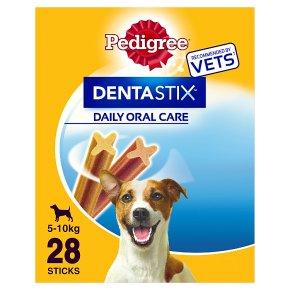PEDIGREE DentaStix Daily Dental Chews Small Dog 28 Sticks