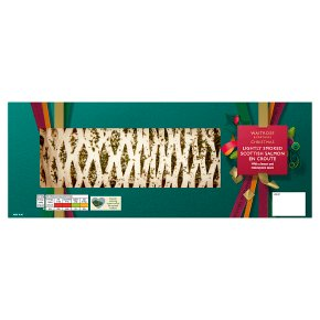 Waitrose Christmas Lightly Smoked Salmon En Croute