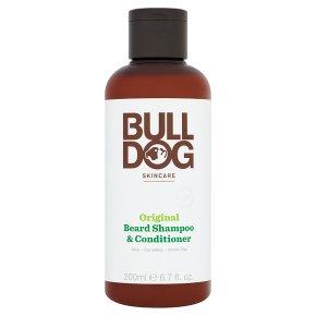 Bull Dog Beard 2 in 1