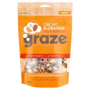 Graze Cacao Orange