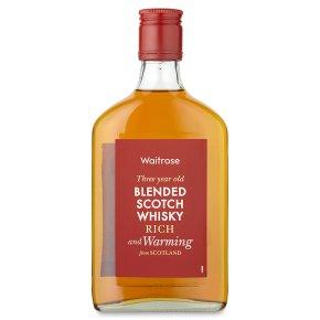 Waitrose Blended Scotch Whisky