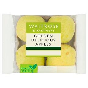 Waitrose Golden Delicious Apples