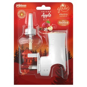 Glade Electric Holder Apple Kiss