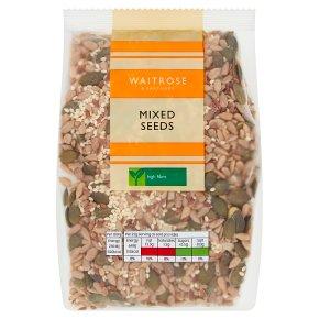 Waitrose Mixed seeds
