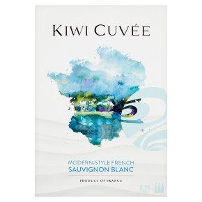 Kiwi Cuvee, Sauvignon Blanc, French, Boxed White Wine