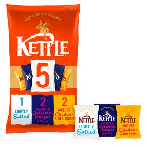 Kettle Chips Variety Pack crisps