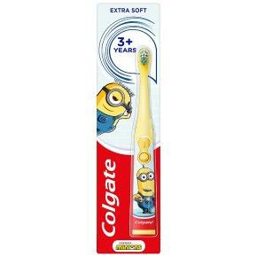 Colgate Minions Battery Toothbrush