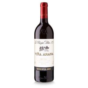 La Rioja Alta Viña Arana Reserva, Spanish, Red Wine