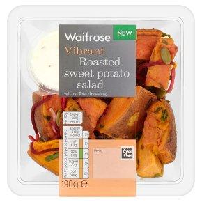 Waitrose Roasted Sweet Potato Salad
