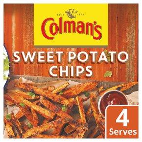 Colman's Sweet Potato Chips