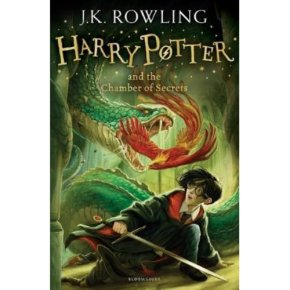 Harry Potter & The Chamber of Secrets J K Rowling