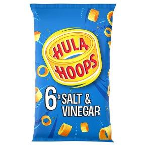 Hula Hoops salt & vinegar