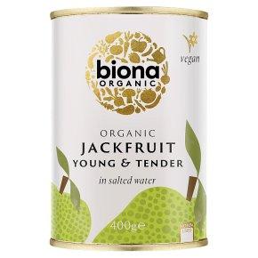 Biona Jackfruit Pieces in Salted Water