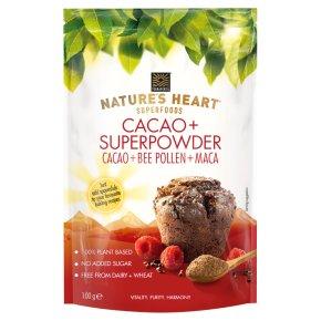Nature's Heart Cacao+ Super Powder