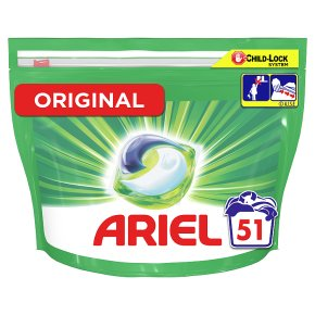 Ariel Original 55 pods