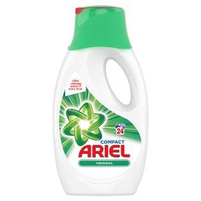 ArielActilift Bio Washing Liquid With Pre-treat Cap 24 Washes