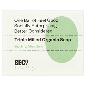 BECO Soap Bar Spring Meadow