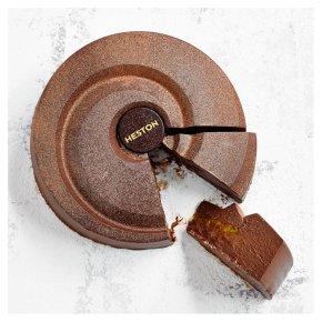 Heston from Waitrose Chocolate Bucks Fizz Swirl