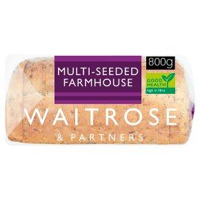 Waitrose Farmhouse Batch Multiseed