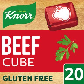 Knorr The Beef Cube Family Pack 20s