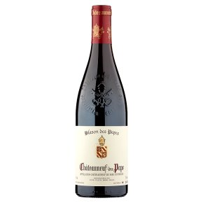 Blason des Papes Châteauneuf-du-Pape, French, Red Wine