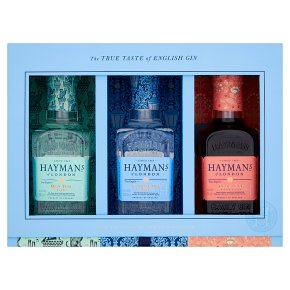 Hayman's London Gin Gift Pack